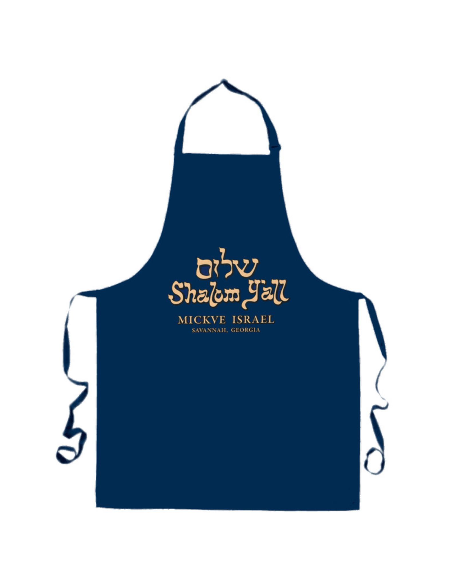 Apron Shalom Y'all