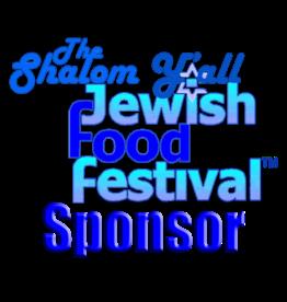 Pillar of the Festival Sponsor $2500