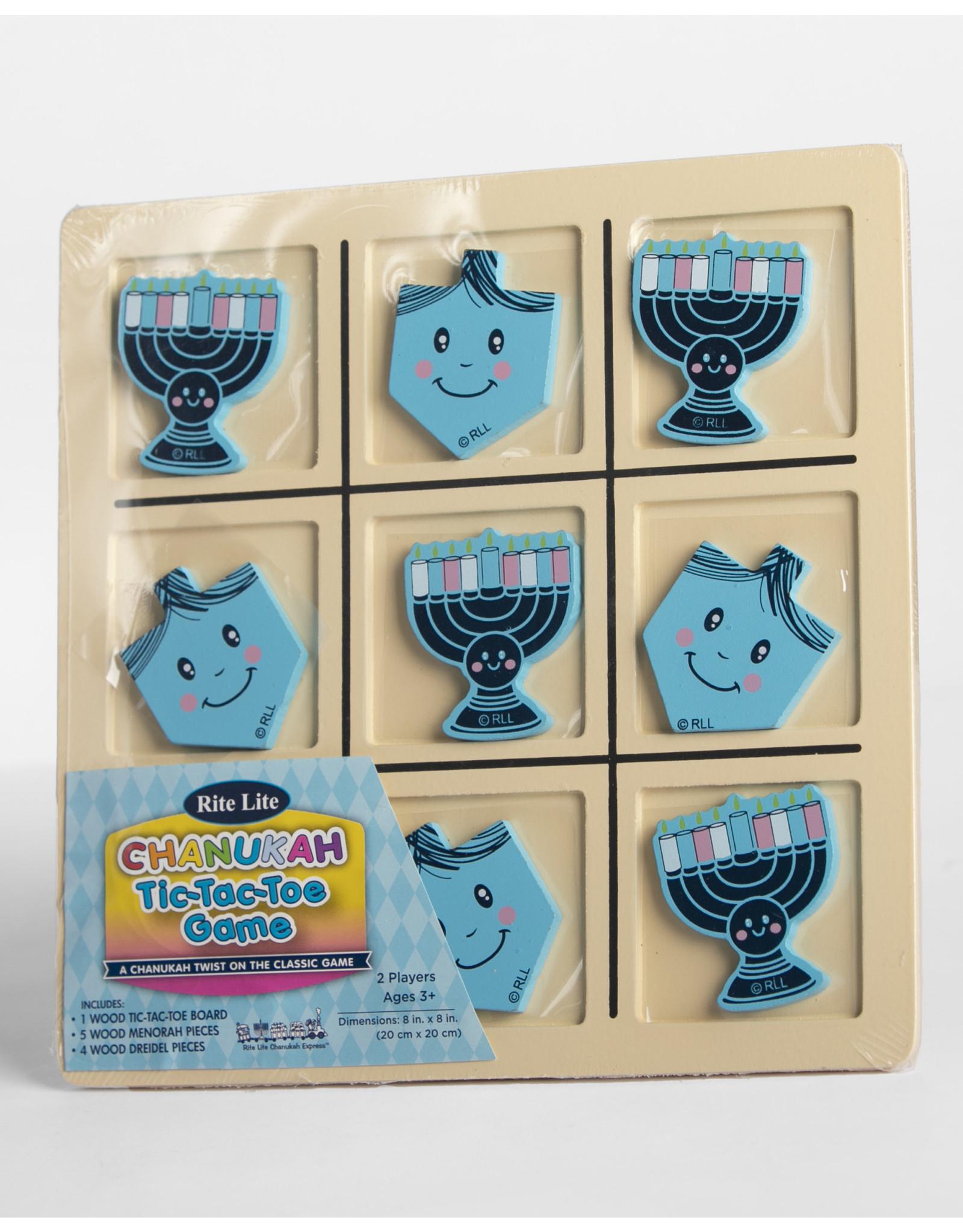 Hanukkah Tic Tac Toe