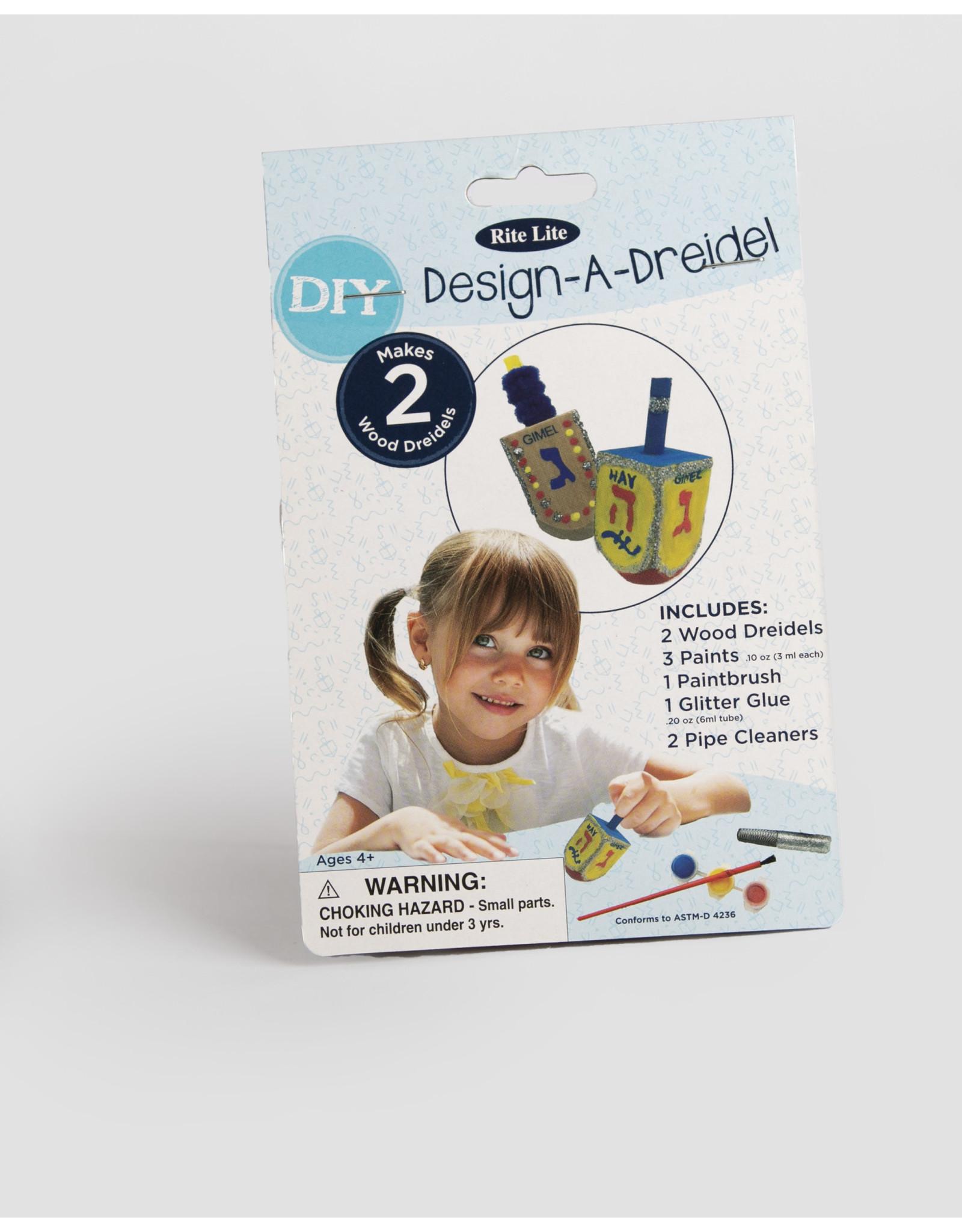 Rite Lite Design-A-Dreidel