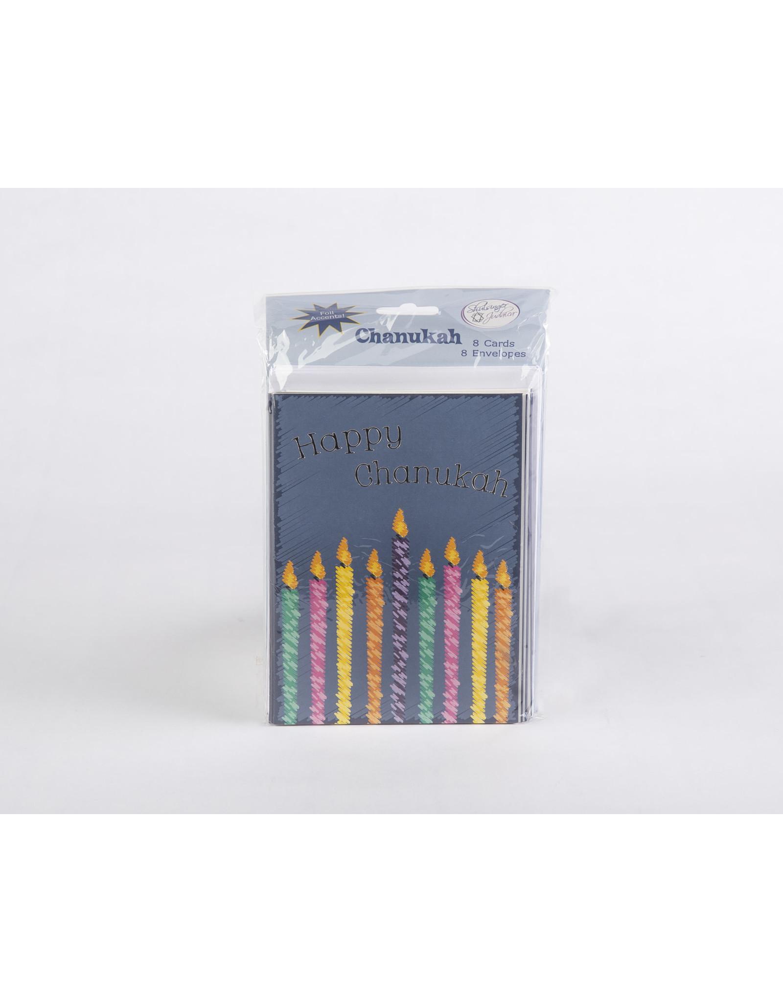 Cards, Hanukkah packaged