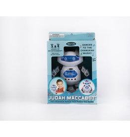 Judah Maccabot Hanukkah Dancing Robot