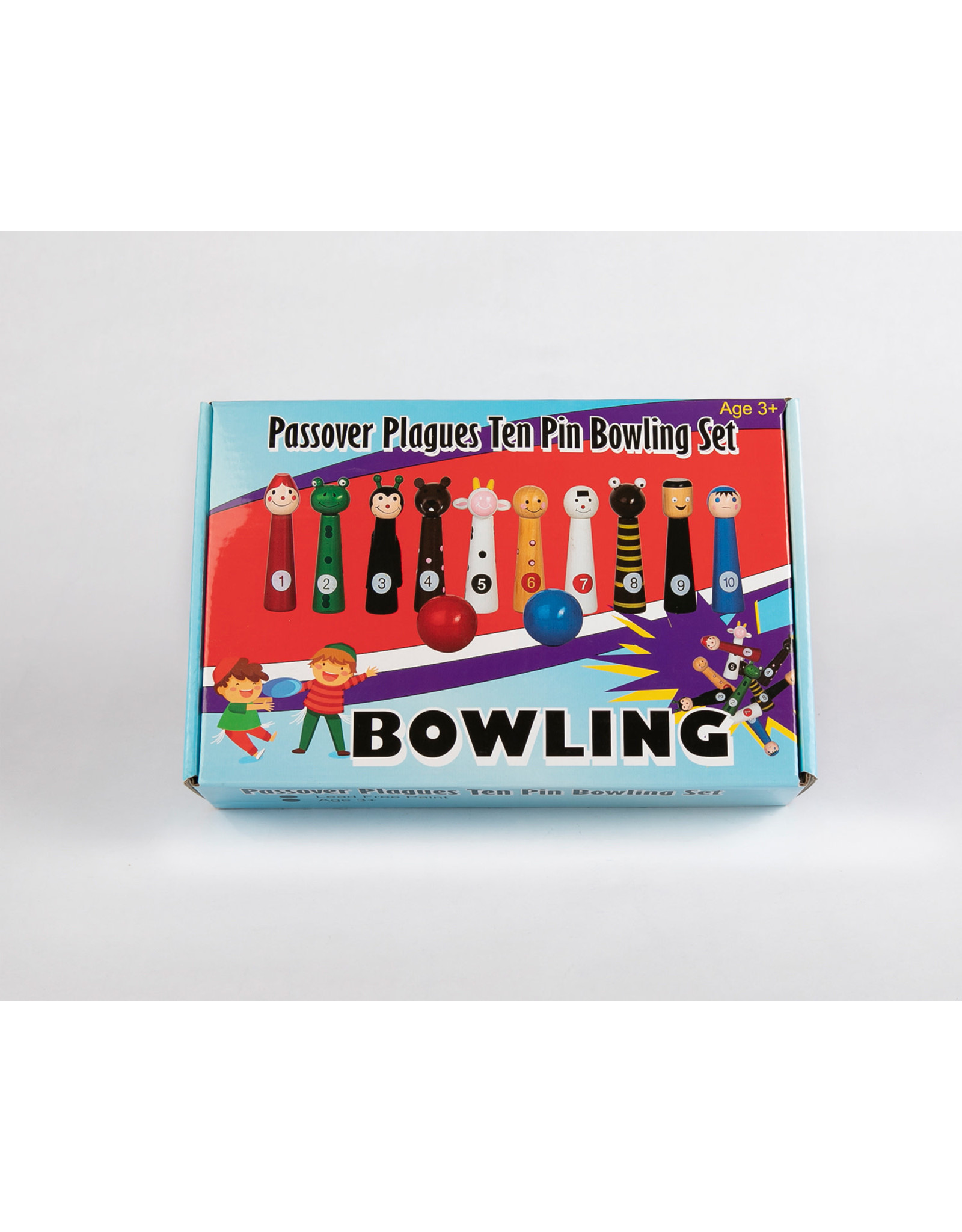 Bowling plagues wood