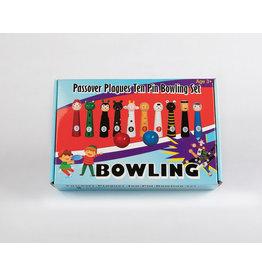Bowling plagues wood