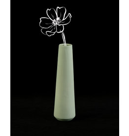 Vase, Ceramic by Yahalomis