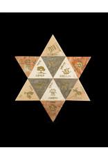 Jerusalem Stone Star of David