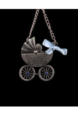 Yealat Chen Wall Hanging Baby Blessing  Carriage