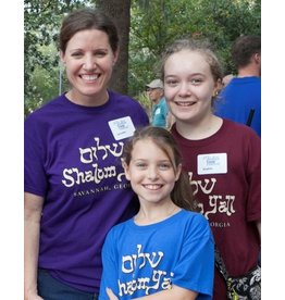 Shalom Y'all Shirt Adult - multiple color options