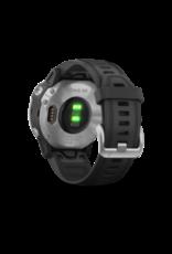 Garmin GARMIN FENIX 6 SILVER W/BLK BAND GPS
