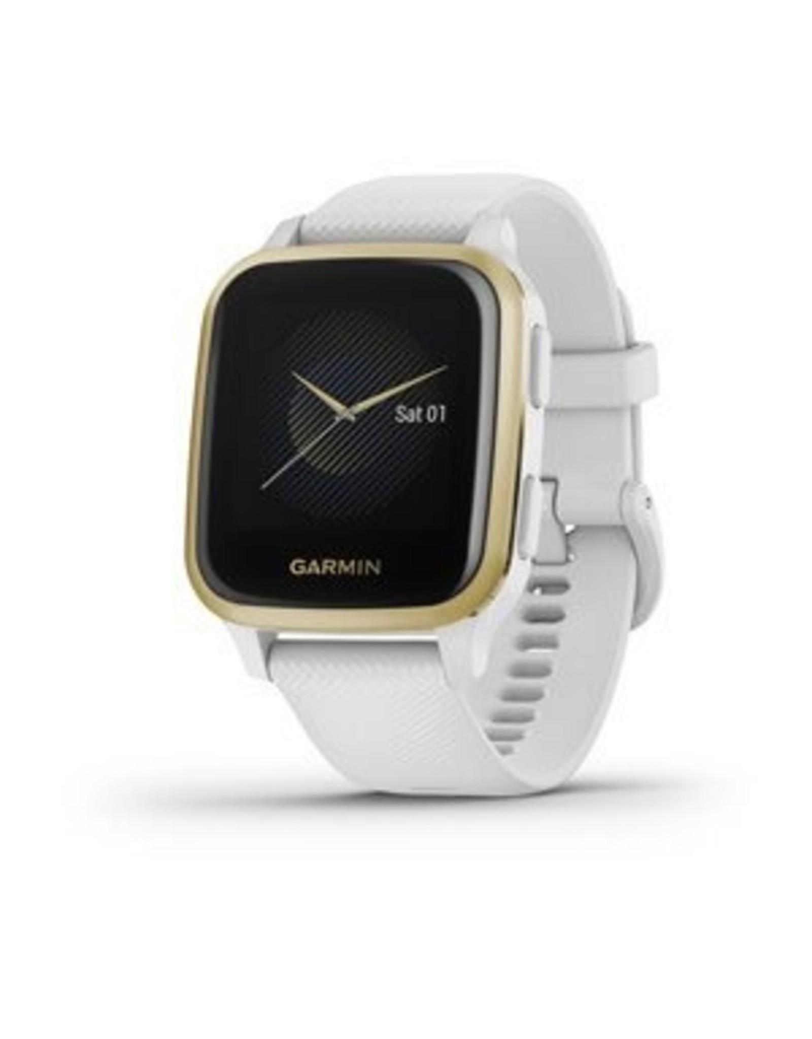 Garmin GARMIN VENU SQ WHITE/GOLD