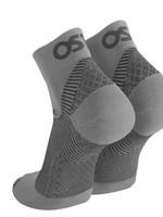 OS1st OS1st FS4 Plantar Fasciitis 1/4 Crew Compression Sock