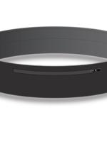 Amphipod Amphipod Infinity Luxe Belt - Black Size 1