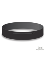 Amphipod AMPHIPOD INFINITY LUXE BELT BLACK SZ1