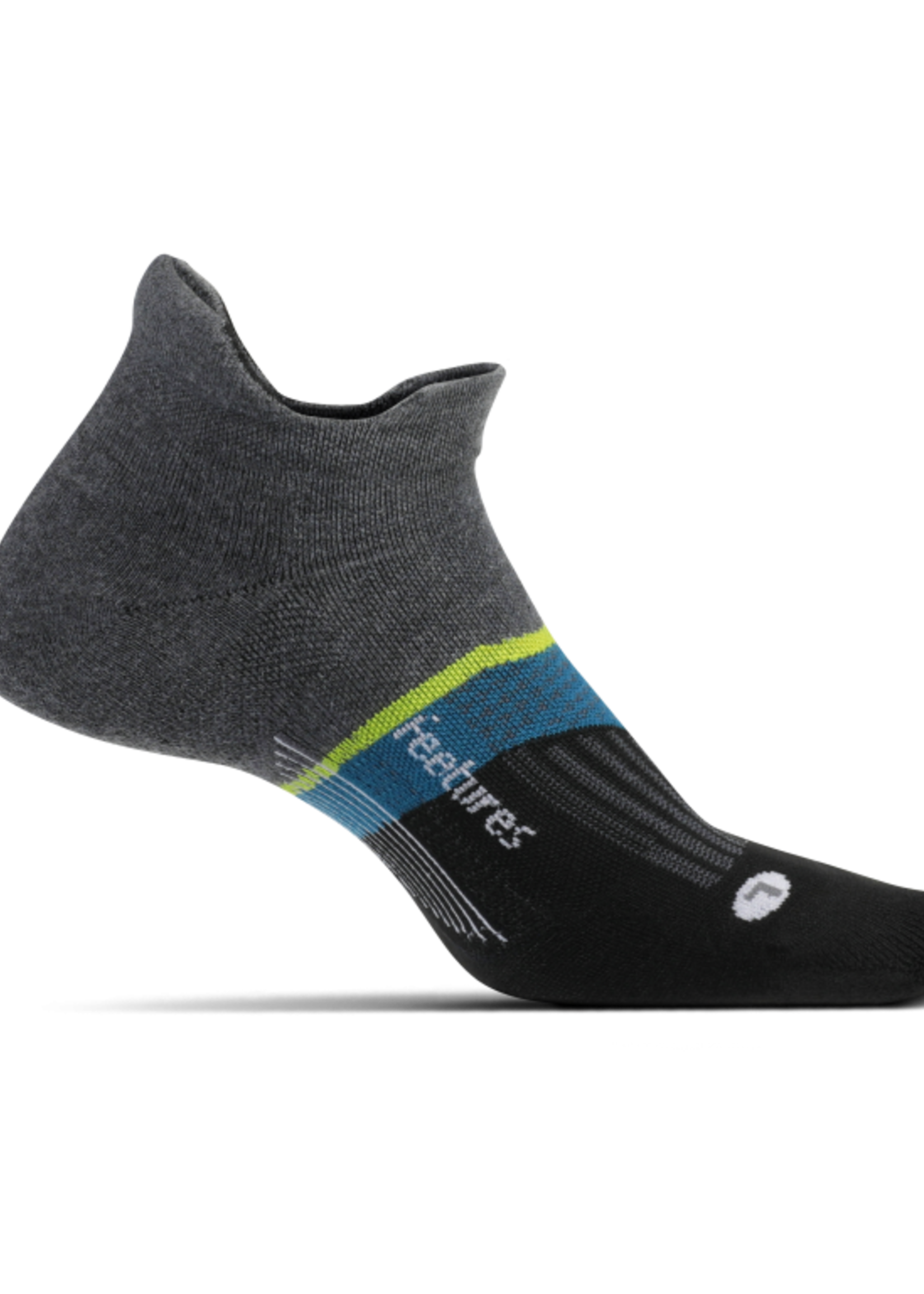 Feetures Feetures Elite Ultra Light No Show Tab Sock