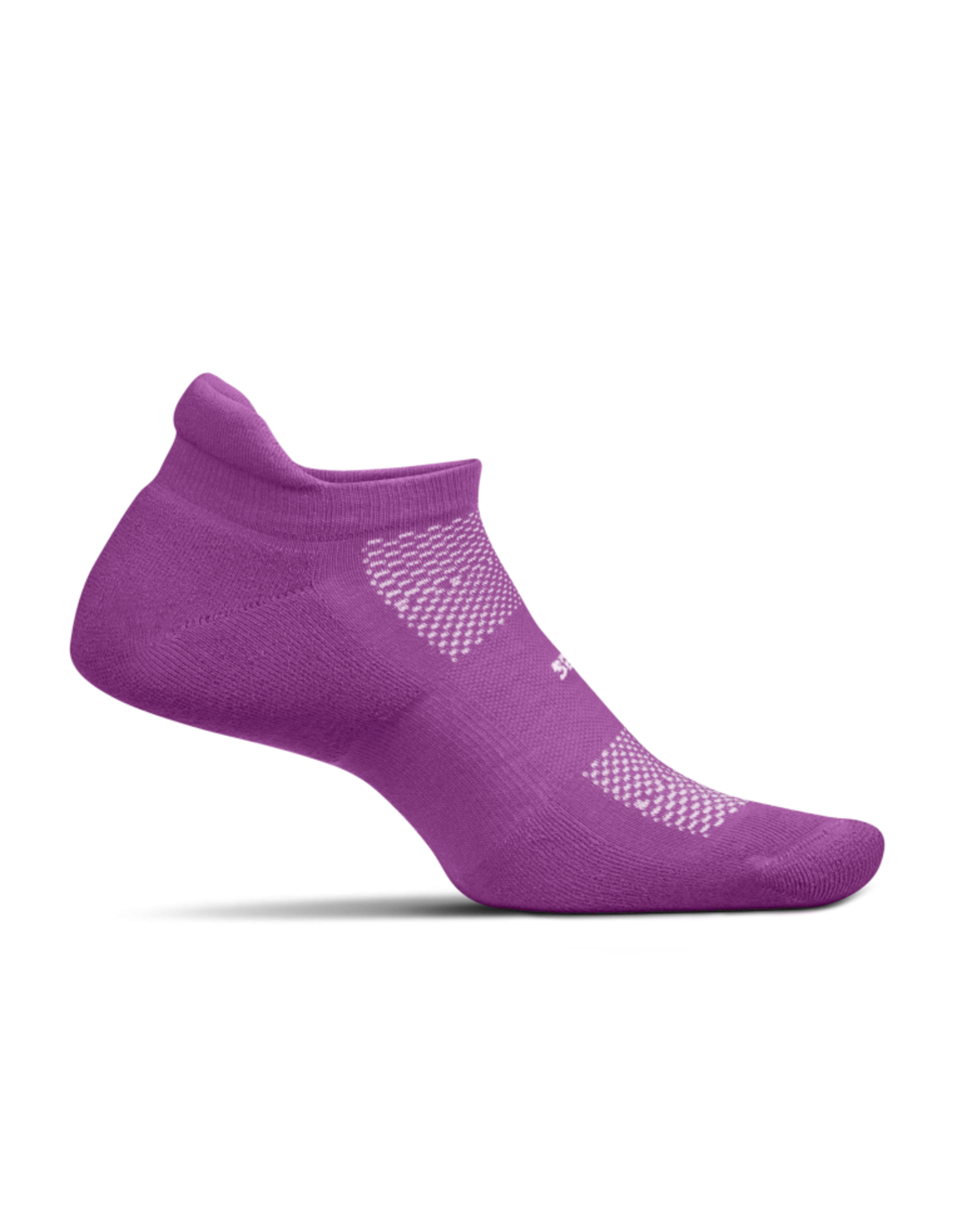 Feetures Feetures High Performance Cushion No Show Socks