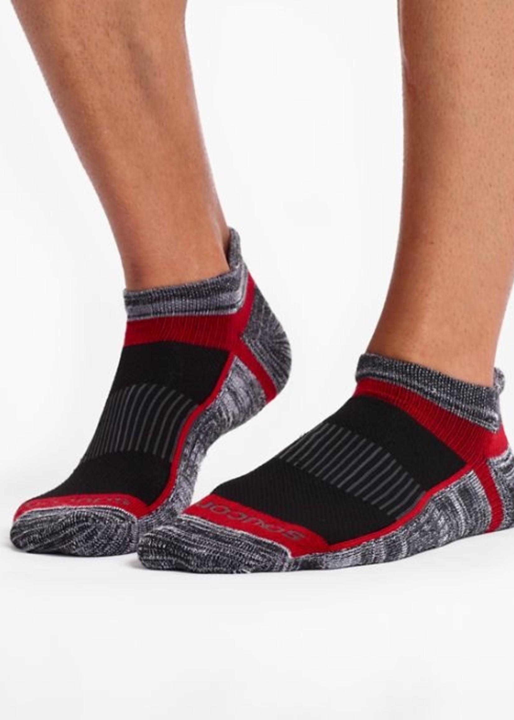 Saucony Saucony Inferno No Show Socks 3 Pack