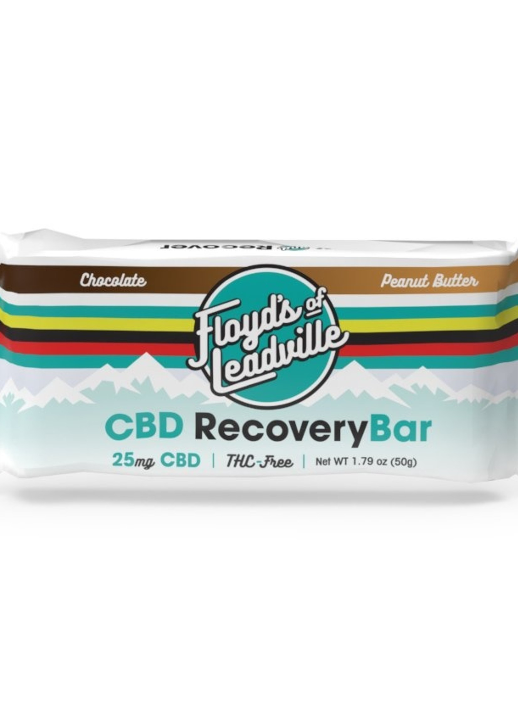 Floyds of Leadville Floyd's of Leadville Recovery Bar 25mg