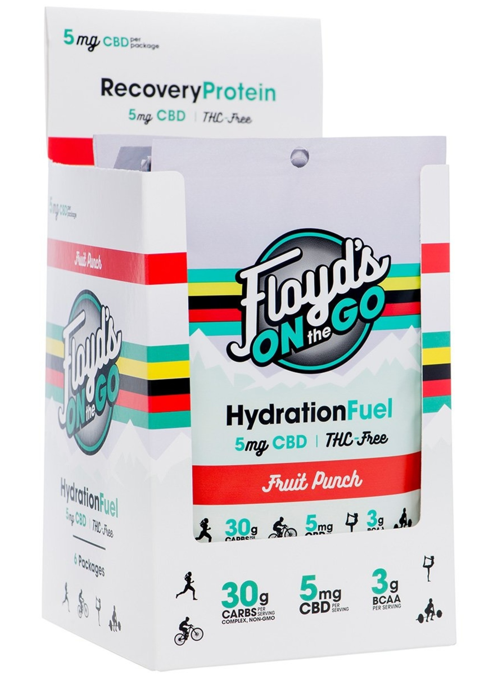 Floyds of Leadville Floyd's of Leadville Fruit Punch Hydration