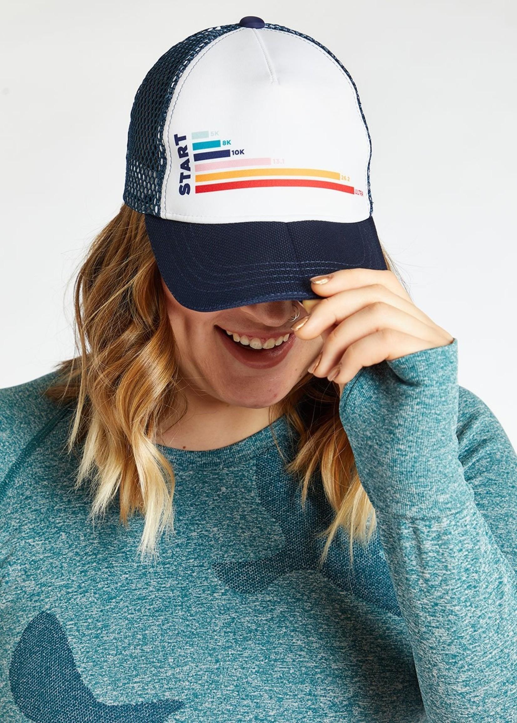 Oiselle Running, Inc. Oiselle S21 Runner Trucker Hat