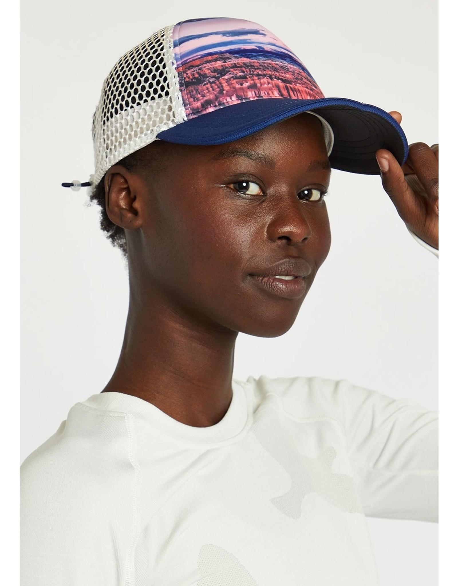 Oiselle S21 Runner Trucker Hat