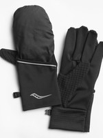 Saucony Saucony Fortify Black Convertible Glove