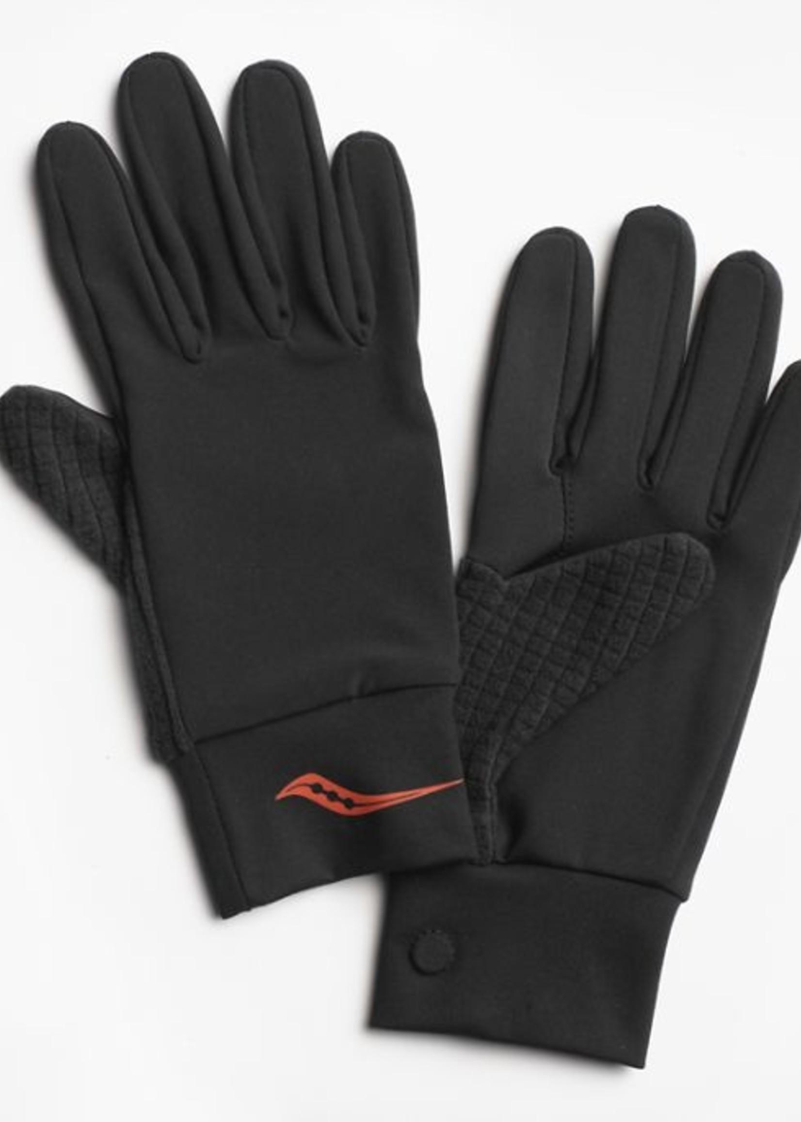 Saucony Saucony Bluster Black Gloves