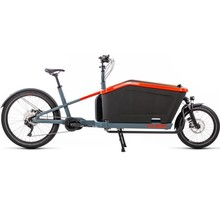 Cargo Hybrid Sport blue'n'red