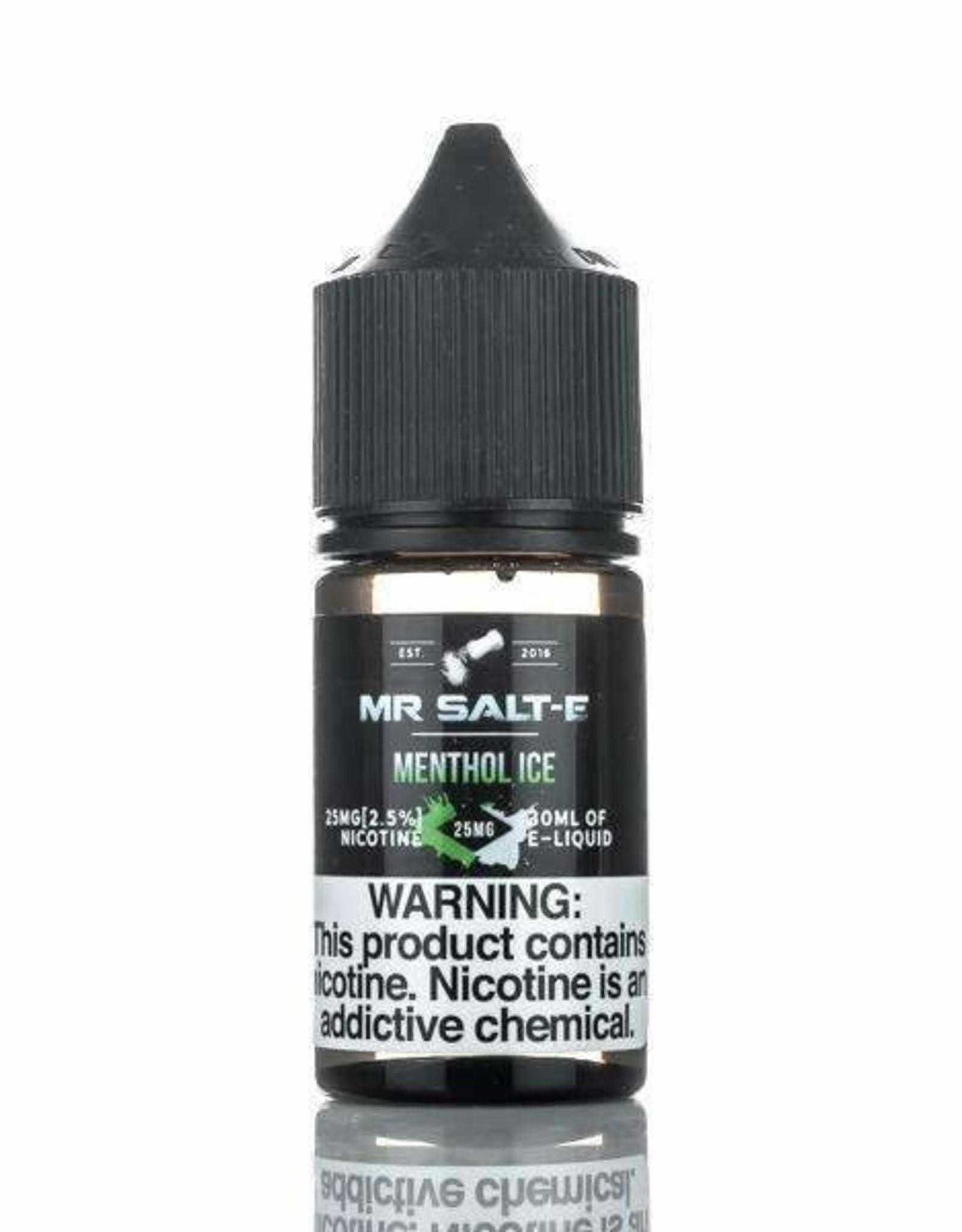Mr Salt E SALTS - Menthol Ice