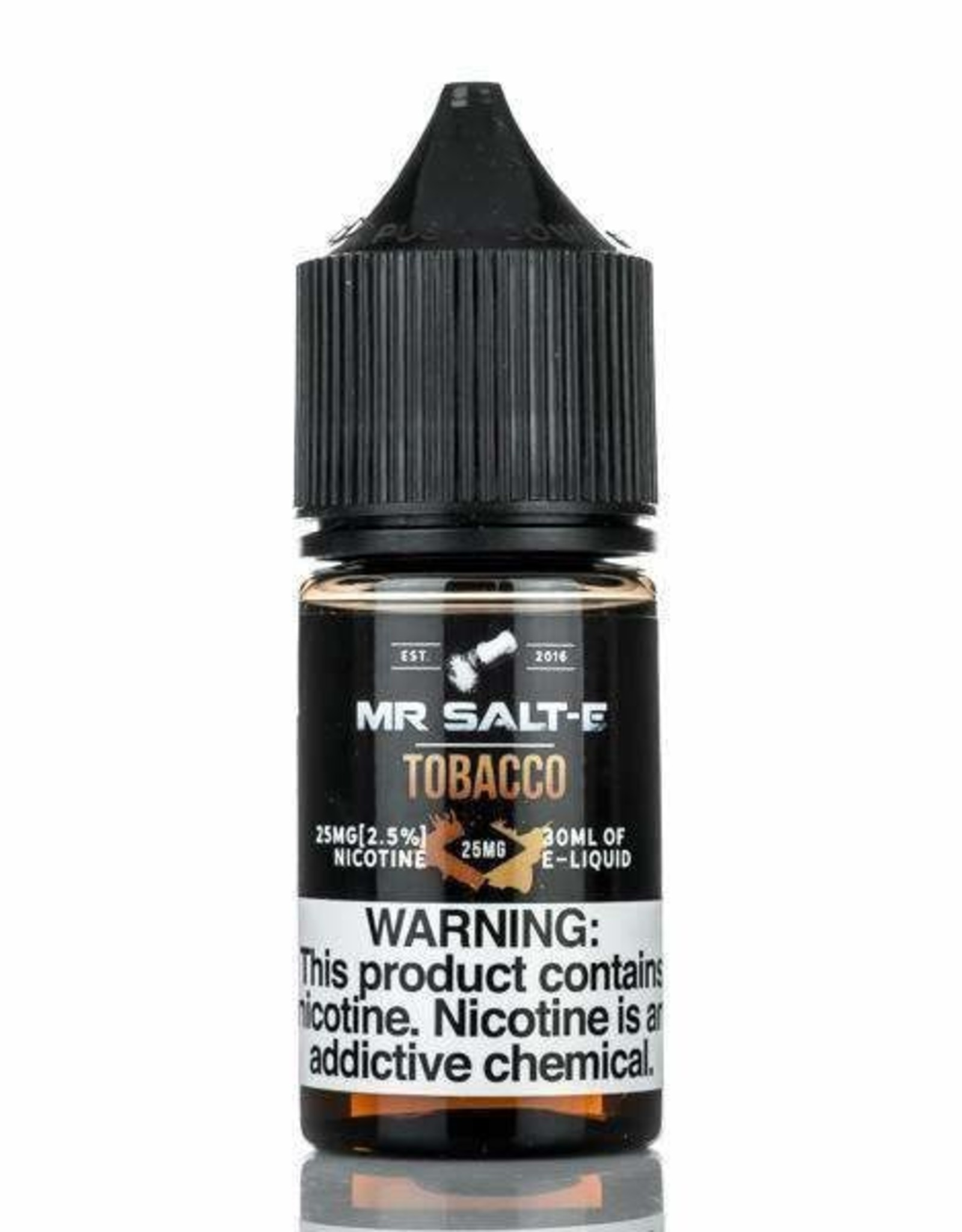Mr Salt E SALTS - Tobacco