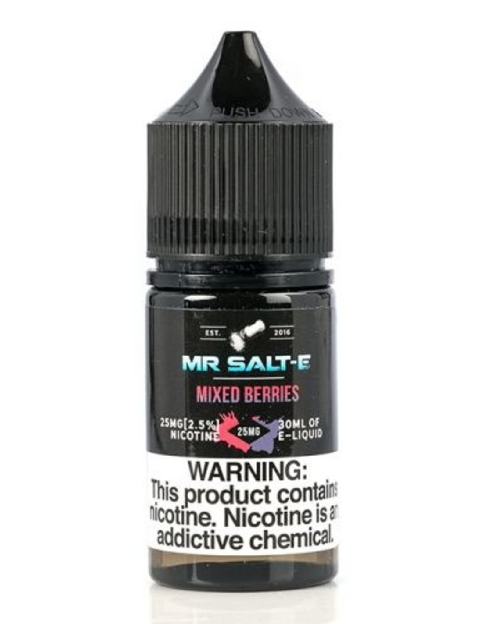 Mr Salt E SALTS - Mixed Berries