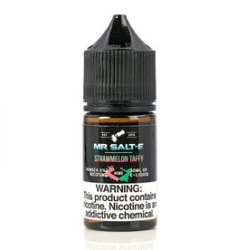 Mr Salt E SALTS - Strawmelon Taffy