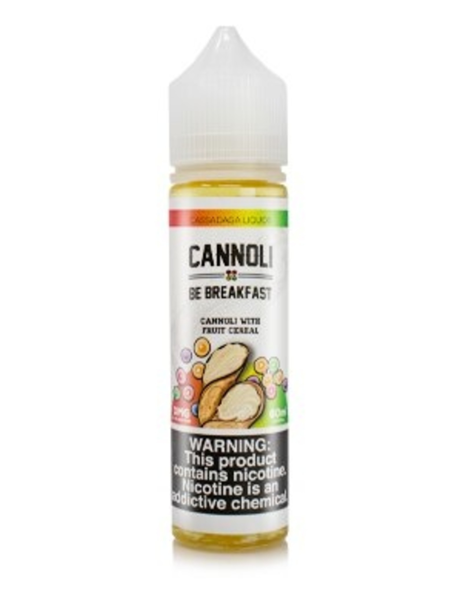 Cassadaga Liquids Cannoli be Breakfast