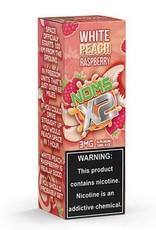 Nomenom White Peach Raspberry