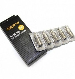 Aspire Aspire Nautilus Coils BVC 5 Pack
