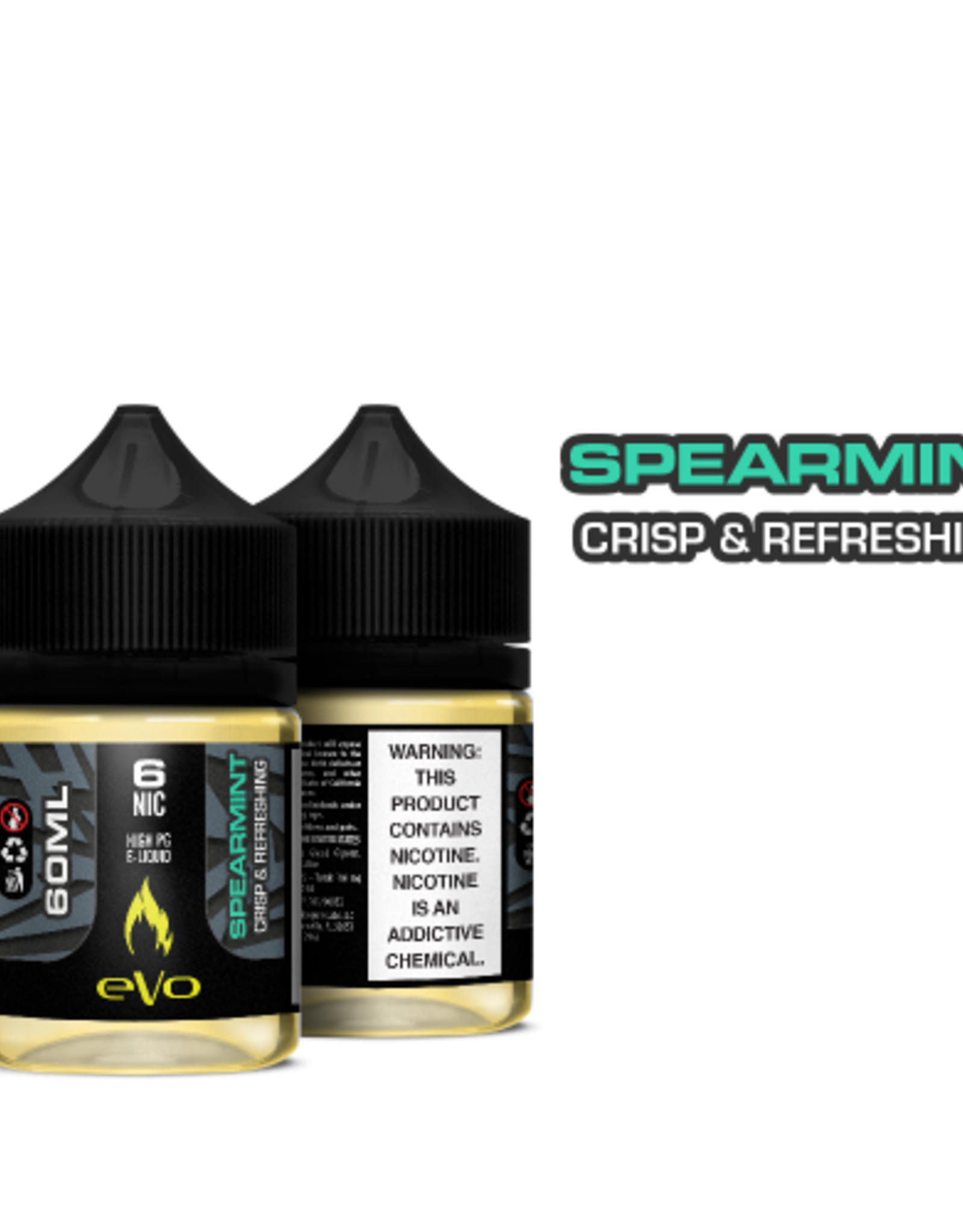 Halo Spearmint