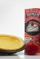 Primitive BerryMilk Pie