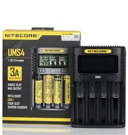 Nitecore NiteCore UMS4 4 Bay Charger