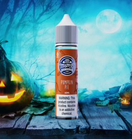 Mama's E Liquid Pumpkin Pie