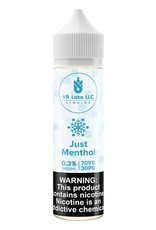 VR Labs Just Menthol