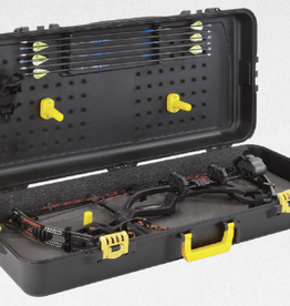 Plano Plano 114400 Parallel Limb Bowcase Black/Yellow