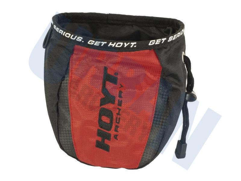 Hoyt Team Hoyt Release Pouch Red 2019