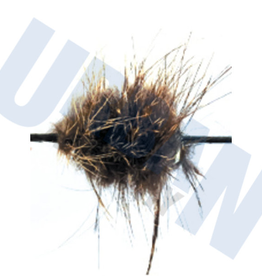 White Feather White Feather Fur String Silencer Pair
