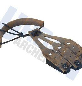 Strele Strele Leather Shooting Glove