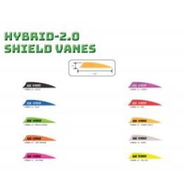 AAE AAE Hybrid Vane Shield Cut 100pk