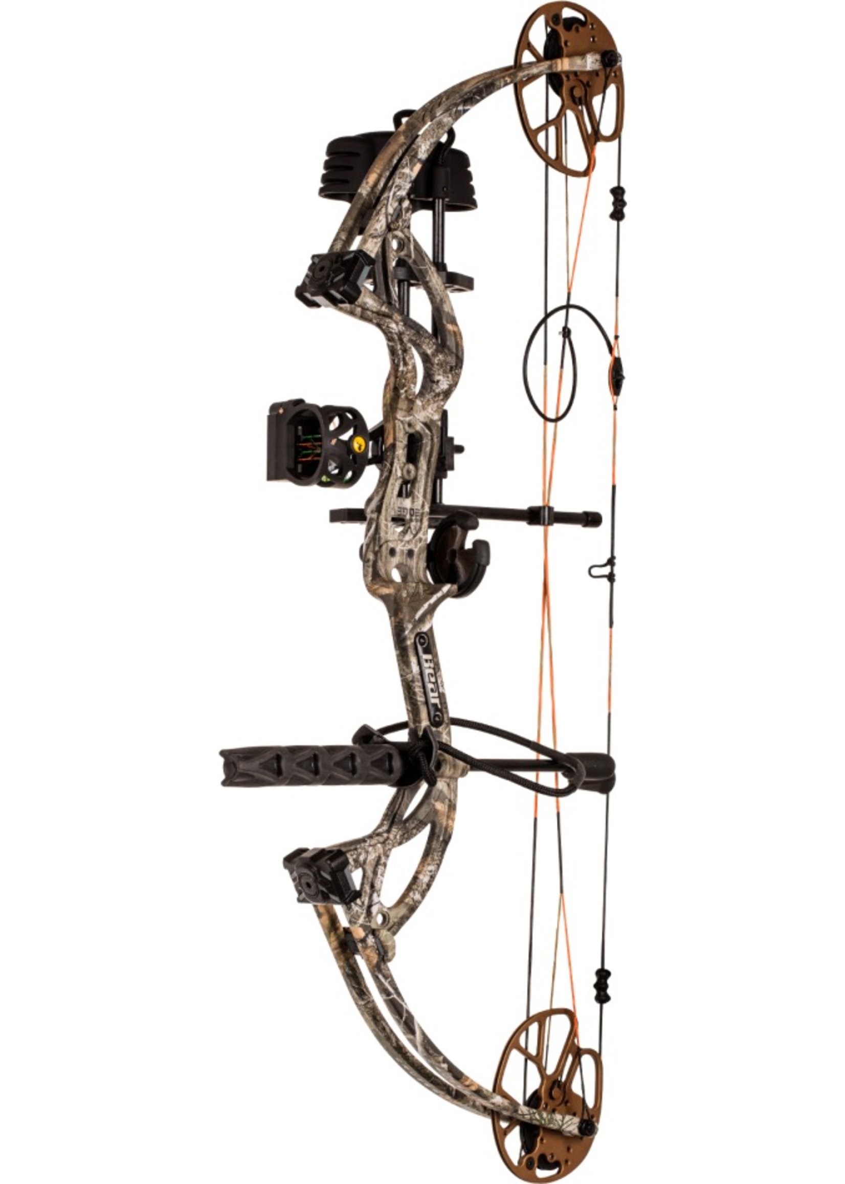 Bear Bear Cruzer G2  RTS Bow Package