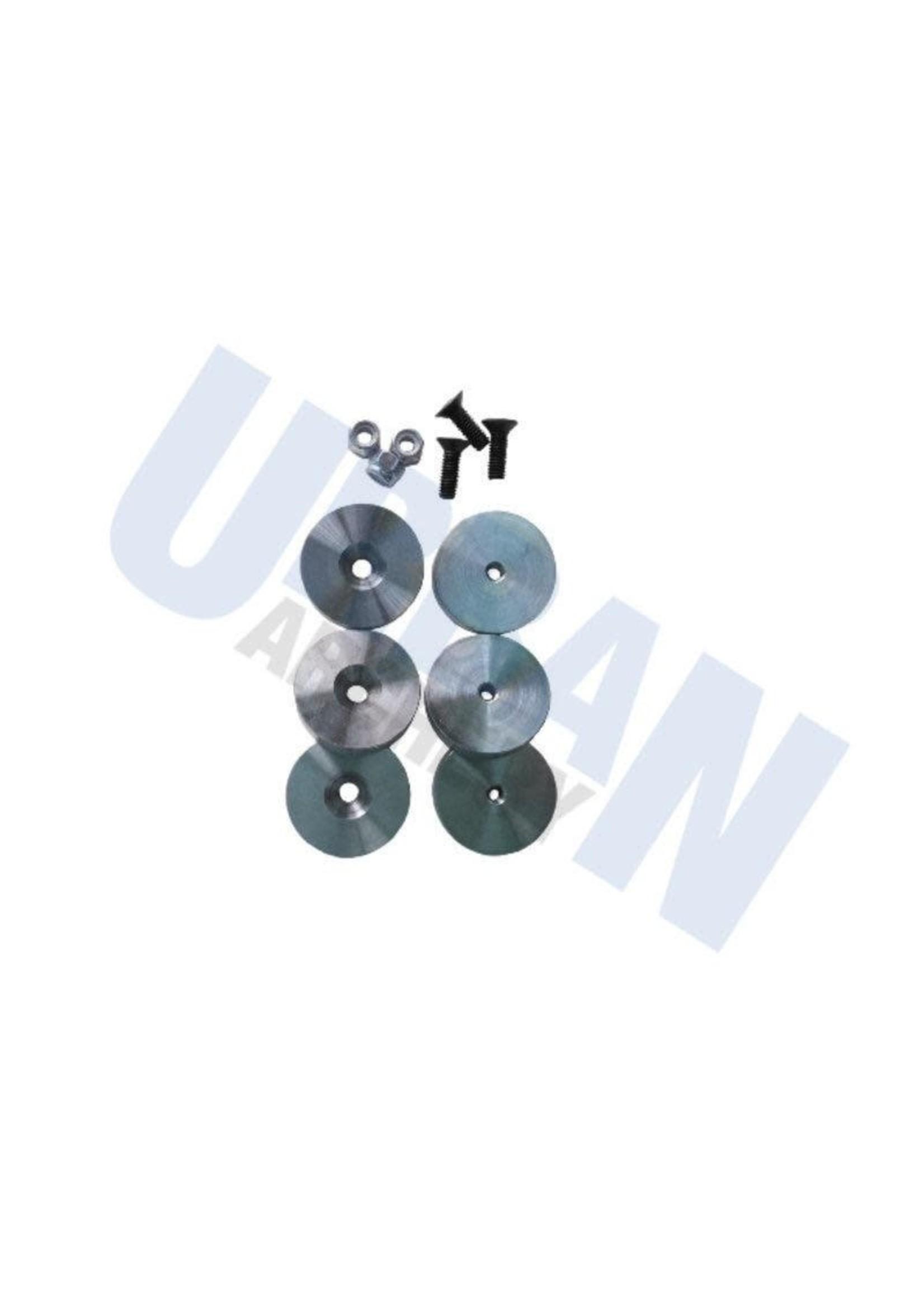 Gillo Gillo 6 Disk weights