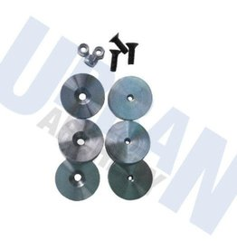 Gillo Gillo 6 Disk weights