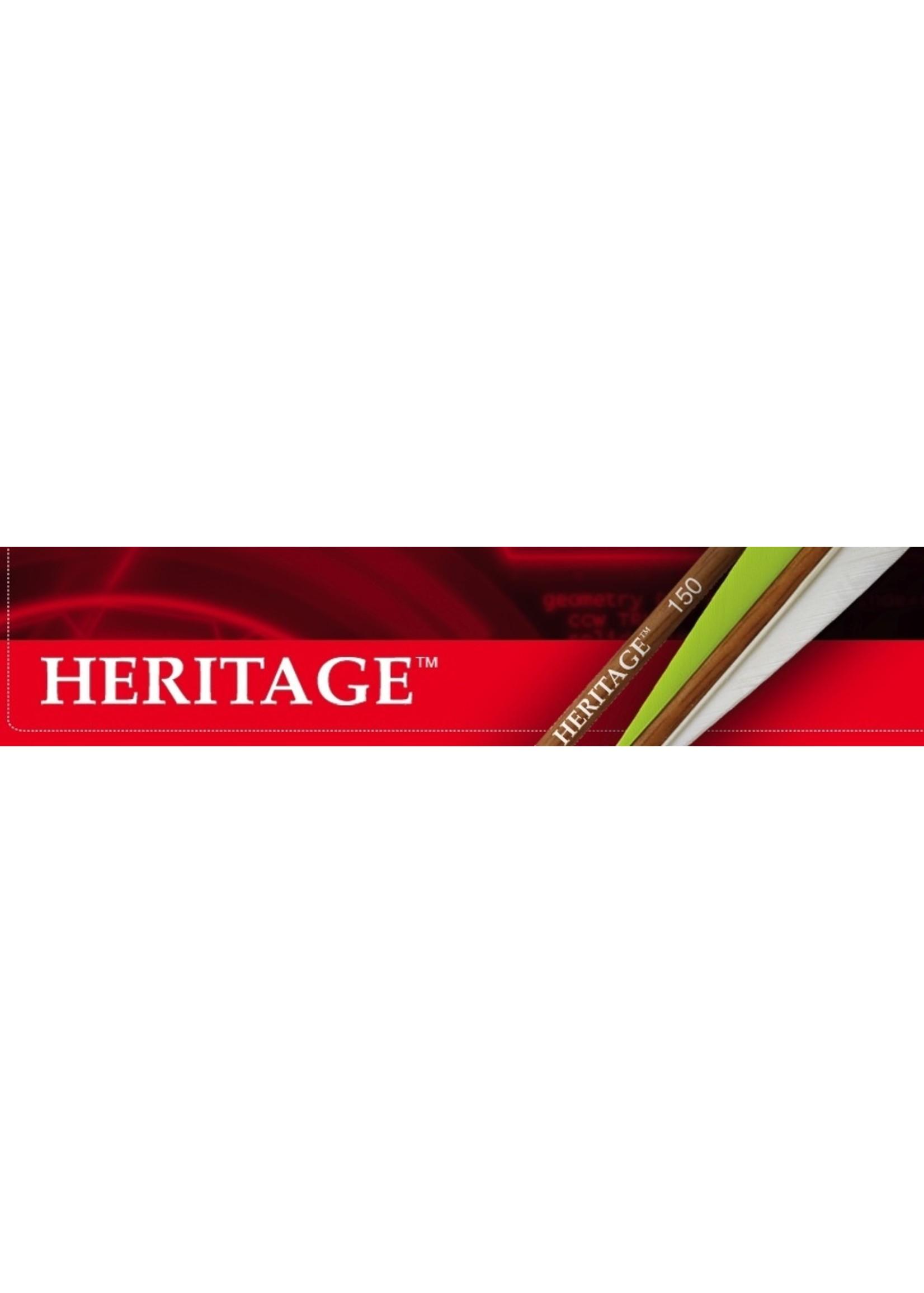 Carbon Express CX Heritage Shafts