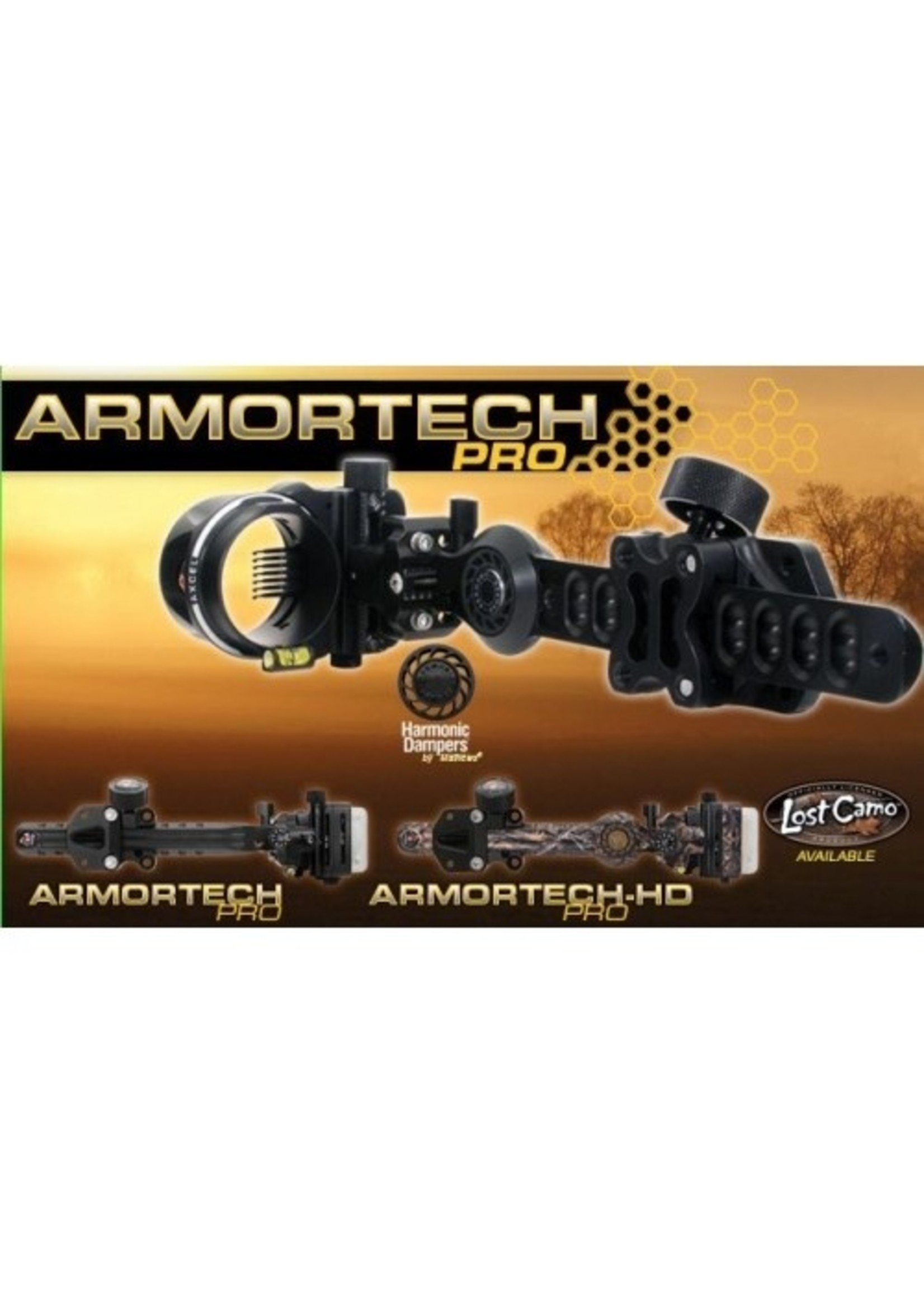 AXCEL SIGHTS Axcel Armortech Pro 5 Pin