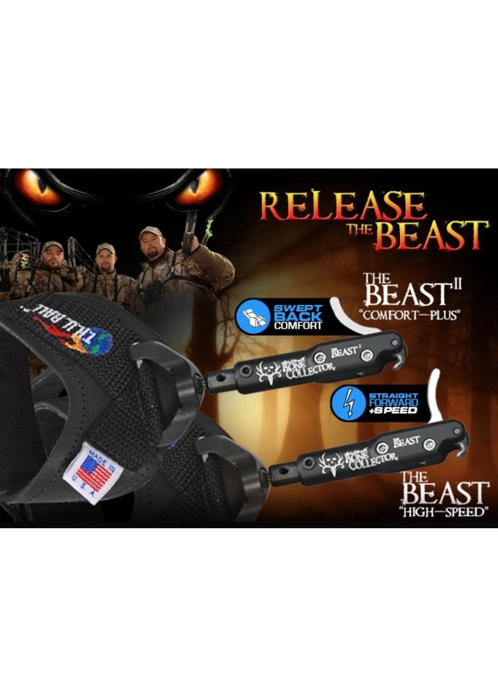 Truball Truball The Beast XT2 Xtra Tough Swept Back trigger